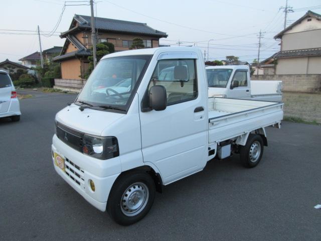 三菱 ミニキャブトラック VX-SE 5速MT パワステ エアコン