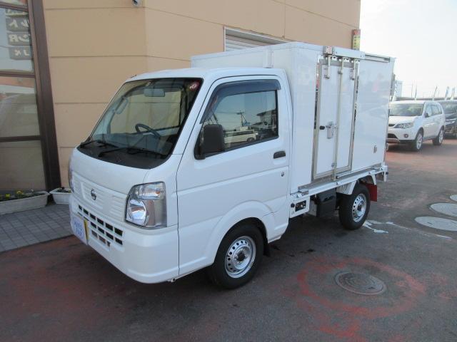 日産  冷凍冷蔵車 -25℃ オートマ 左スライドドア ワンオーナー