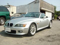 BMW Z3ロードスター2.2i黒皮シートシートヒーター スクリーン交換済17アルミ