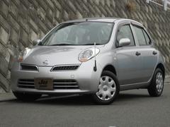 マーチ12S 5速マニュアル 禁煙車 走行24800キロ