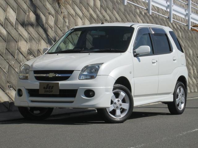 シボレー LT S-セレクション 4WD限定車 エアロ シートヒーター