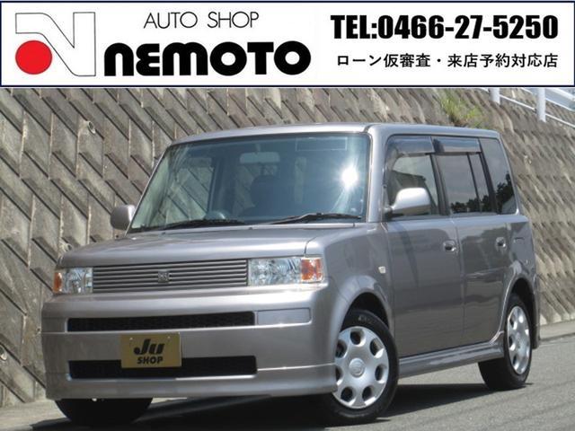 トヨタ bB S Wバージョン HIDセレクションII 禁煙車/HIDヘッドライト/最終型/走行6.1万キロ