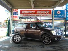 MINIクーパー クラブマンD車 エンケイ17AW ナビTV ETC