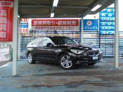 BMW535iグランツーリスモ 黒革 サンルーフ ナビフルセグTV