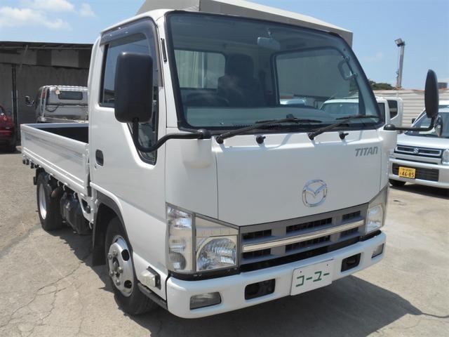 マツダ タイタントラック フルワイドロー 1.5t 平ボディ