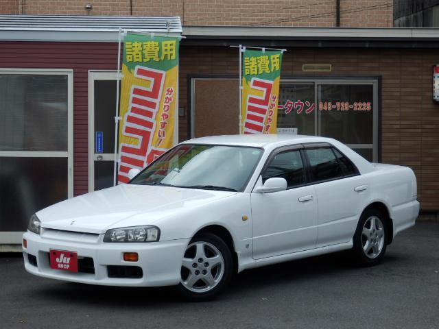 日産 GT 純正5速MT フルノーマル車 無料保証付