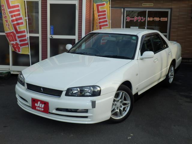 日産 GT エアロ キーレス 無料保証付