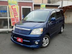 ノアS Vセレクション 4WD サンルーフ 純正ナビ Bカメラ