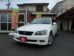 アルテッツァジータAS200 4WD 純正ナビ ETC キーレス付 無料保証付