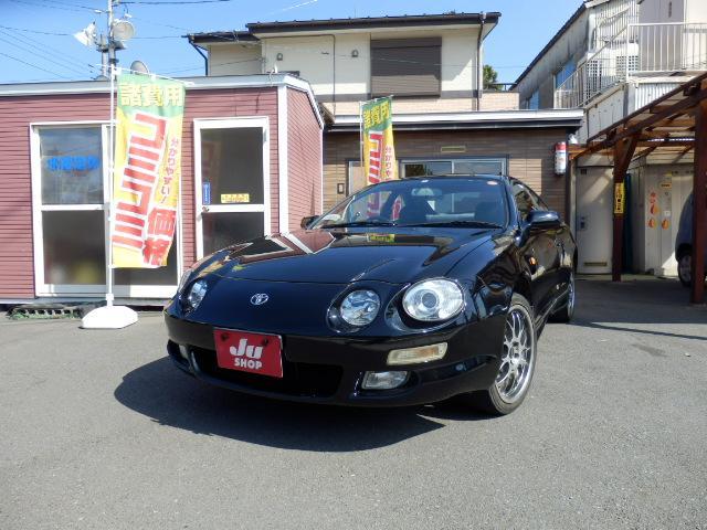 トヨタ SS-II 純正5速MT タイベル交換車 外ナビ 保証付