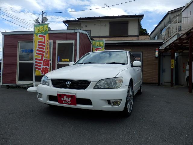 トヨタ アルテッツァ AS200 WiseセレクションII 外17AW 保証付