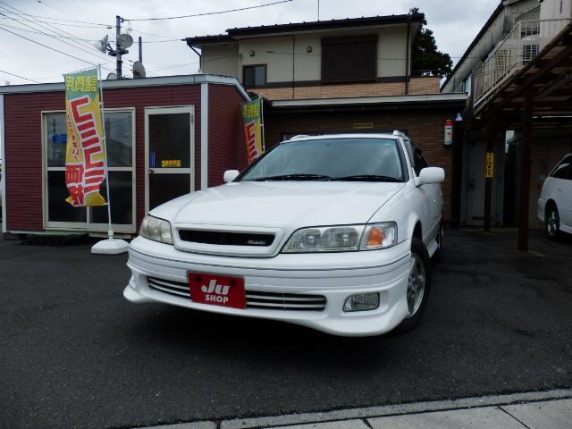 トヨタ 2.5Four Lパッケージ 4WD エアロ HDDナビ