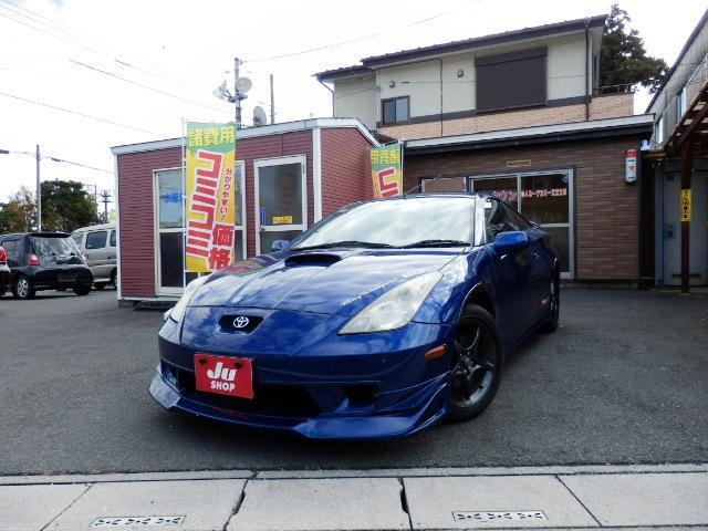 トヨタ TRD スポーツM 6速MT エアロ マフラー