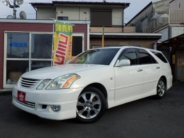 トヨタ 2.0iR 純正ナビ キーレス 無料保証付