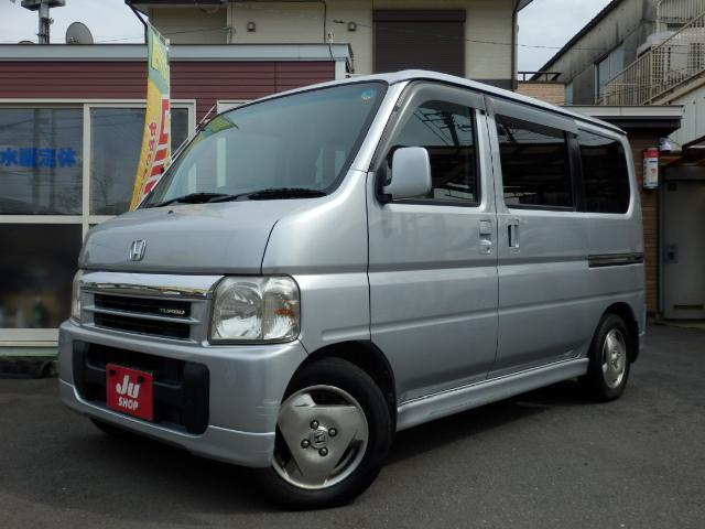ホンダ ターボ 4WD キーレス付 無料保証付
