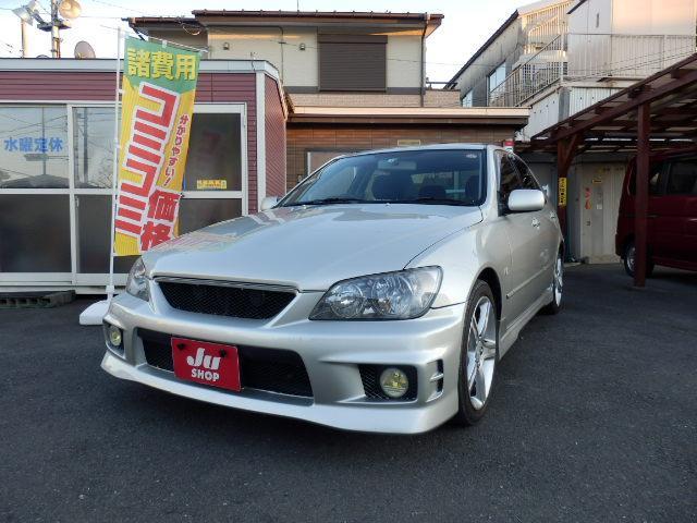 アルテッツァ(トヨタ) AS200 Zエディション 中古車画像