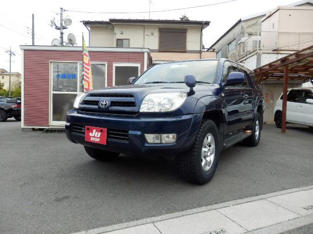 トヨタ SSR-X 4WD サンルーフ ワンオーナー タイヤ4本新品交換 キーレス 無料保証付