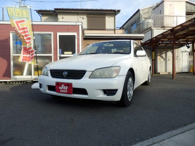 トヨタ AS200 6MT キーレス 純正ナビ ETC 無料保証付