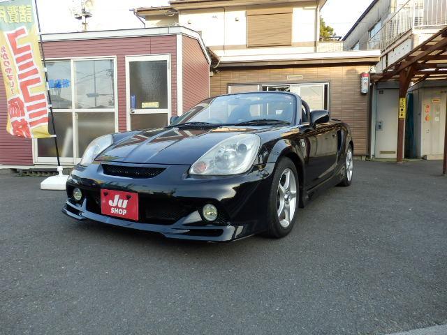 トヨタ MR-S Sエディション 6MT 車高調 エアロ マフラー
