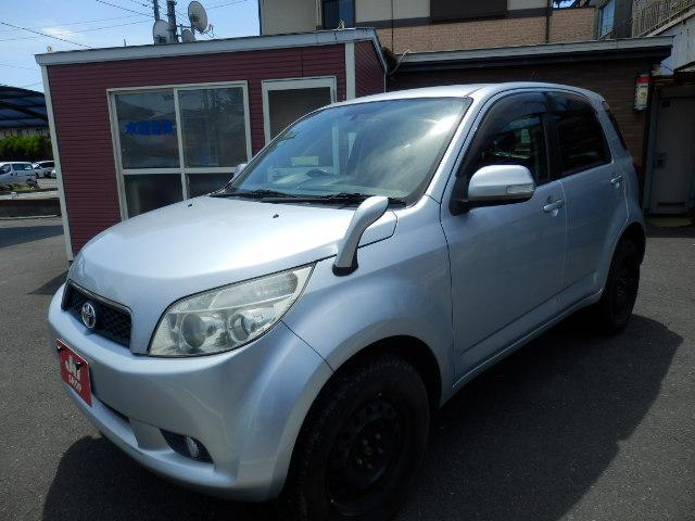 トヨタ X 5MT 4WD キーレス 保証付