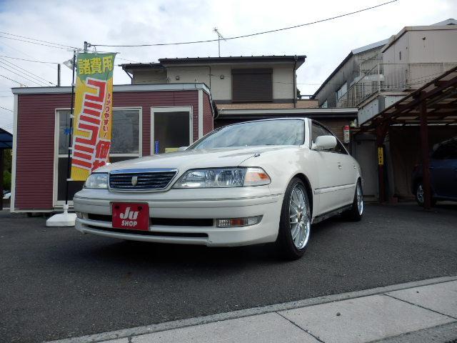 トヨタ グランデ 5MT 後期型 車高調 18AW キーレス