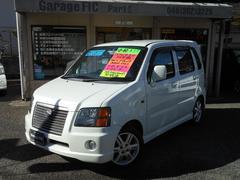 ワゴンRソリオ1.3 フルタイム4WD 禁煙車 Sヒーター CD アルミ付