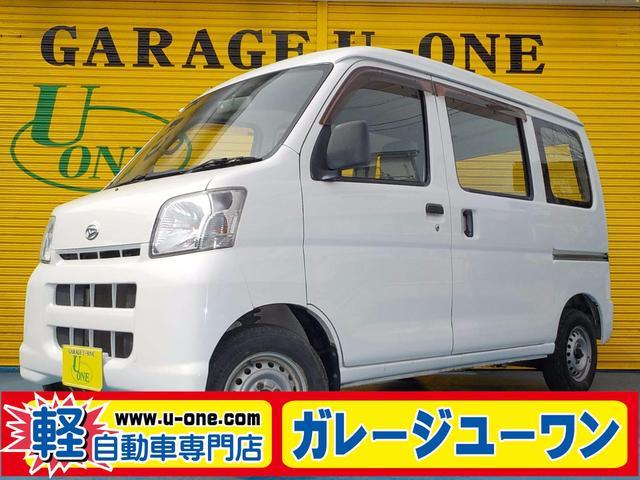 ダイハツ スペシャル 4WD エアコン パワステ 一年保証