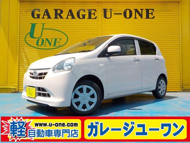 トヨタ X キーレス アイドルストップ CD ABS 一年保証