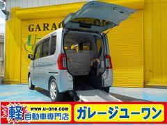 タントX SAIII スローパー 電動ウインチ固定 リアシート有り レーダーブレーキ アイドルストップ パワスラ シートヒーター