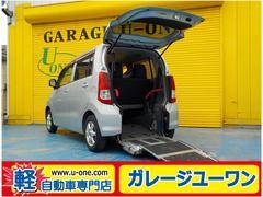 ワゴンRFX スローパー 電動固定 リアシート有り キーレス CD ABS 一年保証