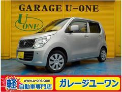 ワゴンRFX アイドルストップ キーレス CD ABS シートヒーター