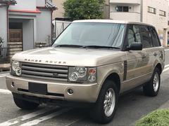 レンジローバーHSE 4WD ベージュレザー ナビ パワーシート 純正AW