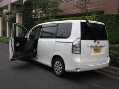 ヴォクシー福祉車両 助手席全自動サイドアップ リモコン付 8人乗り