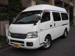 コモマイクロバスバス 12人乗り ハイルーフ 中型免許
