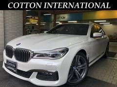 BMW740eアイパフォーマンスMスポーツ レーザーライト SR