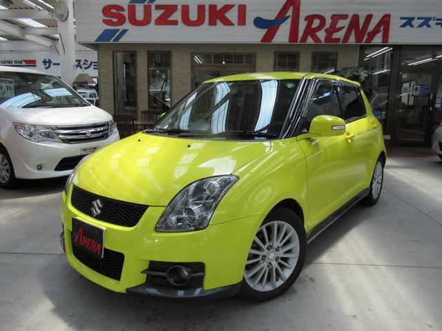スズキ スポーツ セットオプション車