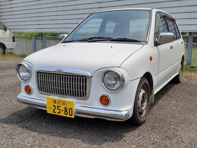 スバル ビストロ ホワイトエディション 4WD ローダウン 車検令和4年8月