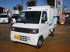 ミニキャブトラック冷蔵冷凍車 −5℃表示
