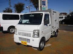 キャリイトラック冷蔵冷凍車−20℃表示
