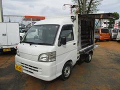 ハイゼットトラック移動販売 冷蔵車−7℃表示