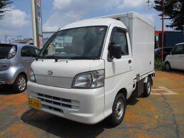 ダイハツ エアコン・パワステ スペシャル 冷蔵冷凍車-25℃表示 ラッシング2段 ワンオーナー社外ナビ