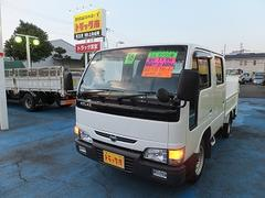 アトラストラック1.25tWキャブロングスーパーロー垂直PG600kg