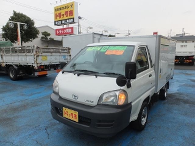 トヨタ 0.9tロングSシングルジャストロー中温冷凍車