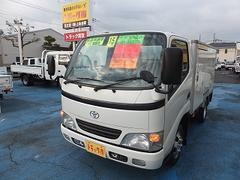 ダイナトラック1.5tフルジャストロー中温冷凍車