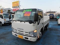 エルフトラック2.0tフルフラットローST 垂直PG600kg 10尺