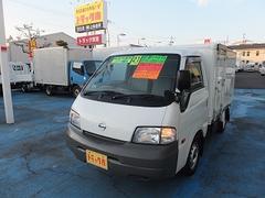 バネットトラック0.85t標準スーパーローダブル低温冷凍車