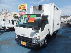 エルフトラック2.0tフラットロー中温冷凍車ST 10尺