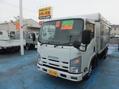 エルフトラック2.95t標準ロングFFLボトルカー
