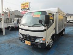 ダイナトラック2.95t標準ロングフルジャストローボトルカー