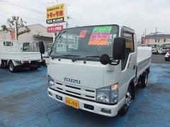 エルフトラック2.0tフルフラットロー垂直PG600kg 10尺